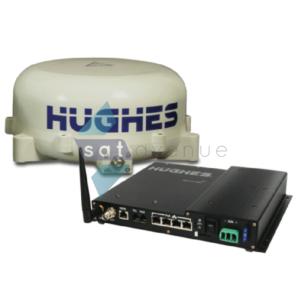 Modem satellite terrestre Inmarsat BGAN Hughes 9450-Satavenue