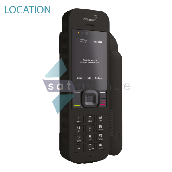 Location téléphone satellite Inmarsat IsatPhone 2-Satavenue