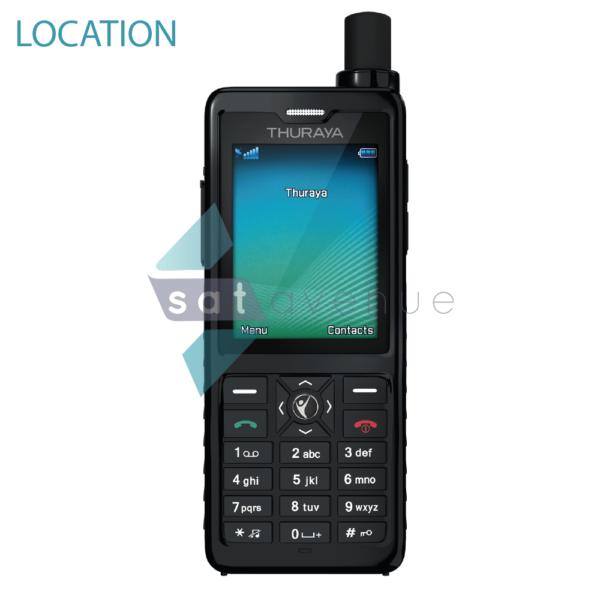 Location téléphone satellite Thuraya XT-Pro-Satavenue