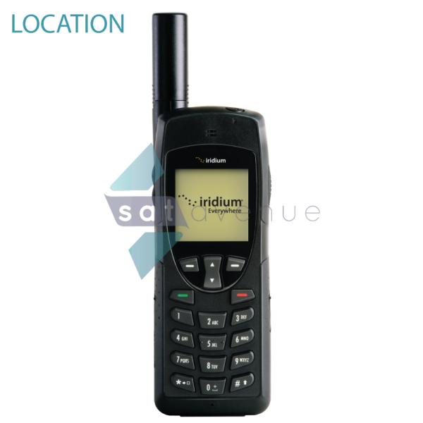 Location téléphone satellite Iridium 9555-Satavenue
