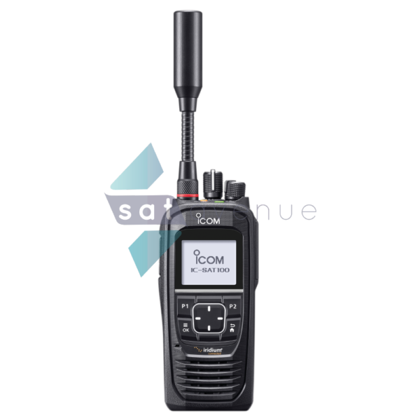 Combiné satellite PTT ICOM IC-SAT100-Satavenue