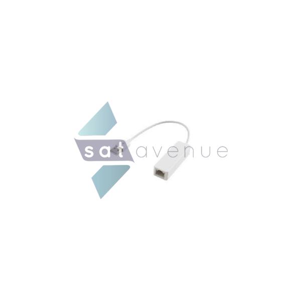 Adaptateur USB ethernet câble réseau-Satavenue