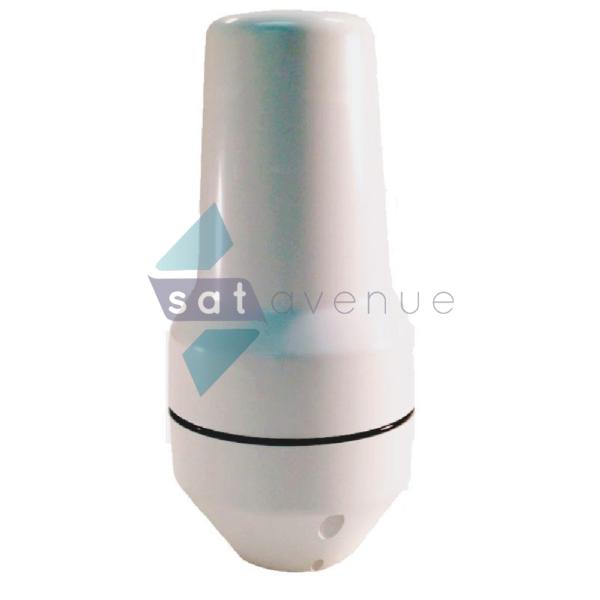 Antenne maritime pour téléphone satellite et point d'accès Wifi Iridium fixation tube-Satavenue