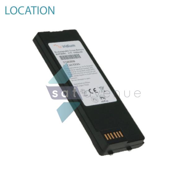 Location batterie standard pour téléphone satellite Iridium 9555-Satavenue