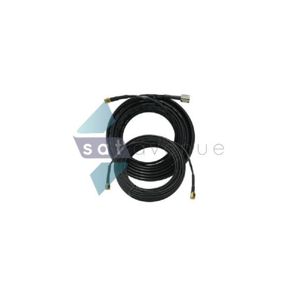 Câble 9.5m station d'accuei pour terminal satellite Globalstar GSP 1700-Satavenue