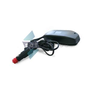 Câble allume-cigare pour modem satellite Thuraya IP-Satavenue