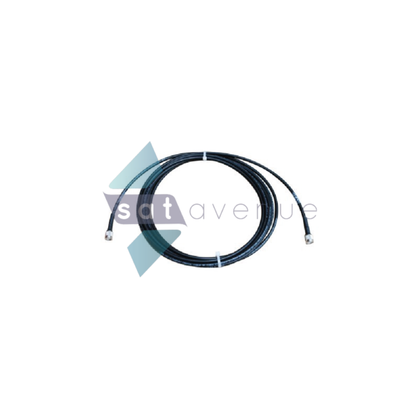 Câble antenne TNC-TNC pour terminal satellite Iridium-Satavenue