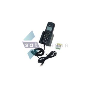 Combiné téléphone filaire pour modem satellite terrestre BGAN Explorer 300-500-700-710-Satavenue