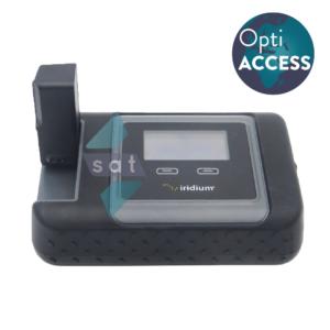 Communication pour point d'accès Wifi Iridium GO avec logiciel de messagerie et de compression OptiACCESS-Satavenue