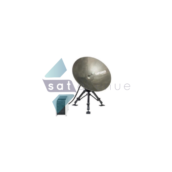 Antenne satellite terrestre VSAT Explorer 3075GX-Satavenue