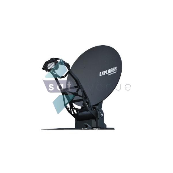 Antenne satellite terrestre VSAT Explorer 8100Ka-Satavenue