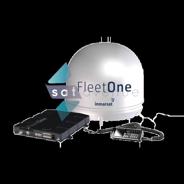 Modem satellite maritime Inmarsat Fleet One-Satavenue