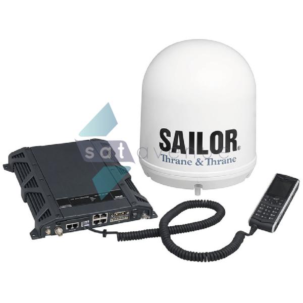 Modem satellite maritime Inmarsat FleetBroadband 250-Satavenue
