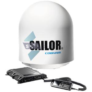 Modem satellite maritime Inmarsat FleetBroadband 500-Satavenue