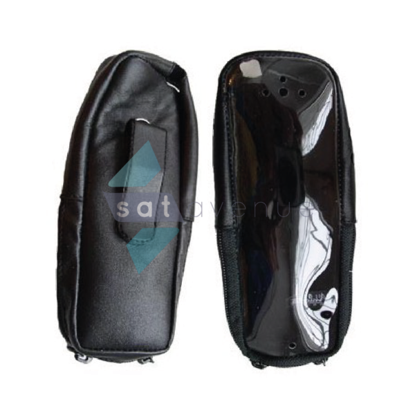 Housse en cuir pour téléphone satellite Thuraya XT-XT Lite-Satavenue