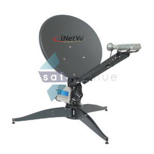 Antenne satellite terrestre VSAT Inetvu Fly 75V-Satavenue