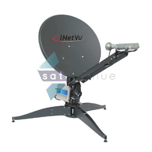 Antenne satellite terrestre VSAT Inetvu Fly 75V-Satavenue