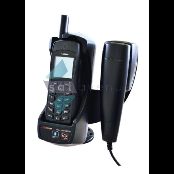 Station d'accueil Beam IntelliDock pour téléphone satellite Iridium 9555-Satavenue