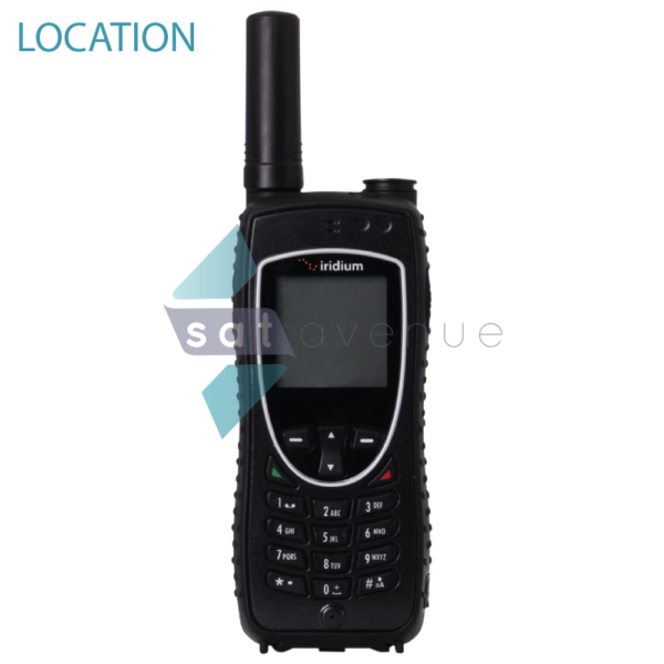 Location téléphone satellite Iridium 9575-Satavenue