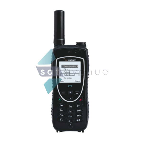 Téléphone satellite Iridium PTT (Push-to-Talk)-Satavenue