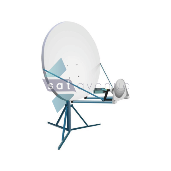 Kit pour antenne satellite Ku VSAT 12m-Satavenue