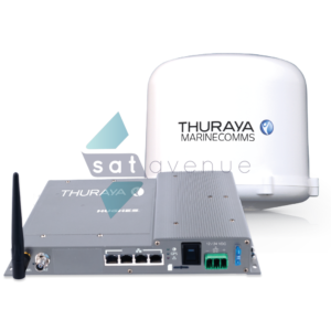 Modem satellite maritime Thuraya Orion IP-Satavenue