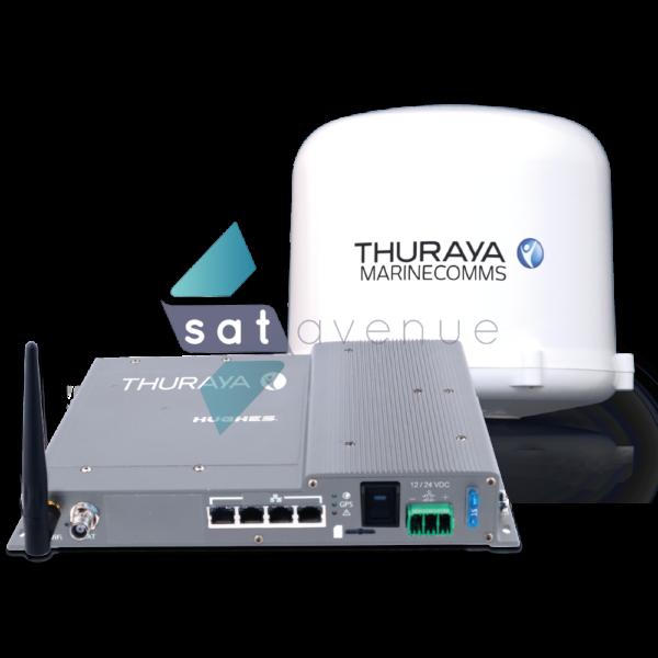 Modem satellite maritime Thuraya Orion IP-Satavenue