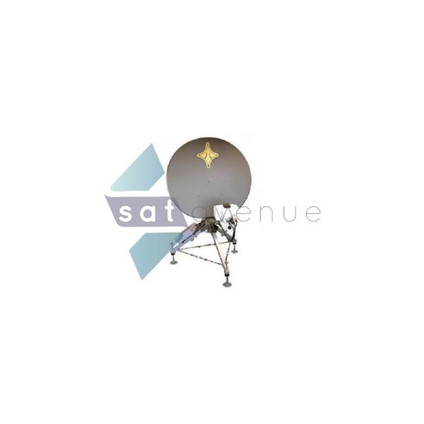 Antenne satellite VSAT Paradigm Connect 100T-Satavenue
