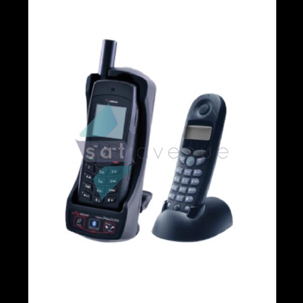 Station d'accueil Beam PotsDock pour téléphone satellite Iridium 9555-4-Satavenue