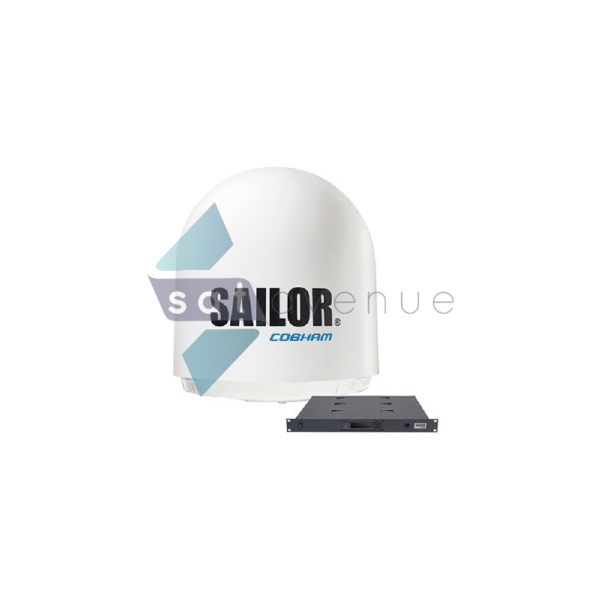 Antenne satellite maritime VSAT Sailor 900VSAT Ku-Satavenue