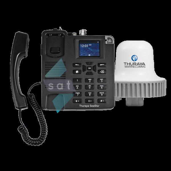 Téléphone satellite Thuraya Seastar-Satavenue