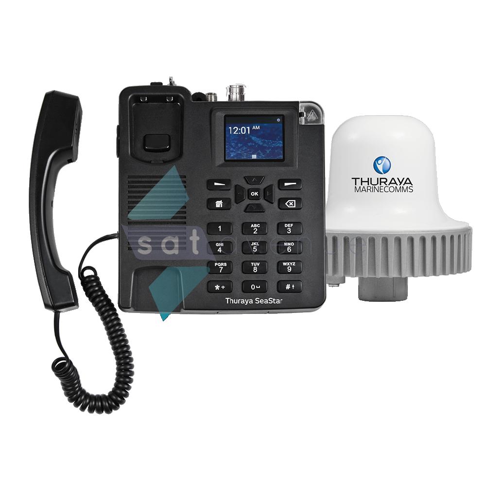 Téléphone satellite Thuraya Seastar_Satavenue