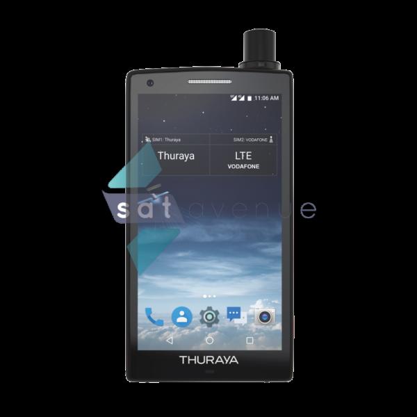 Téléphone satellite Thuraya X5-Touch-Satavenue