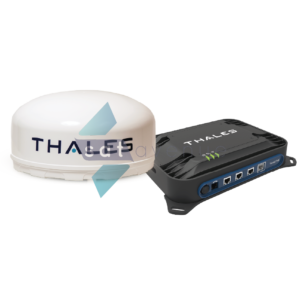 Modem satellite maritime Thales VesseLINK opérant sur Iridium Certus-Satavenue